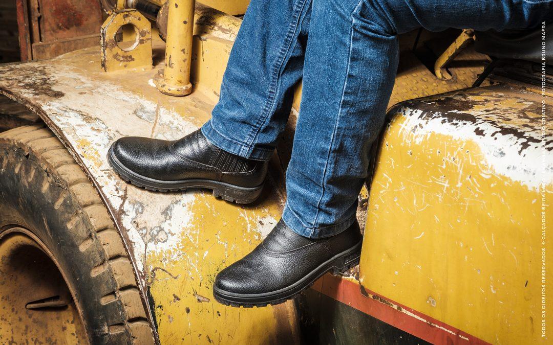 Como escolho a bota certa para o trabalho