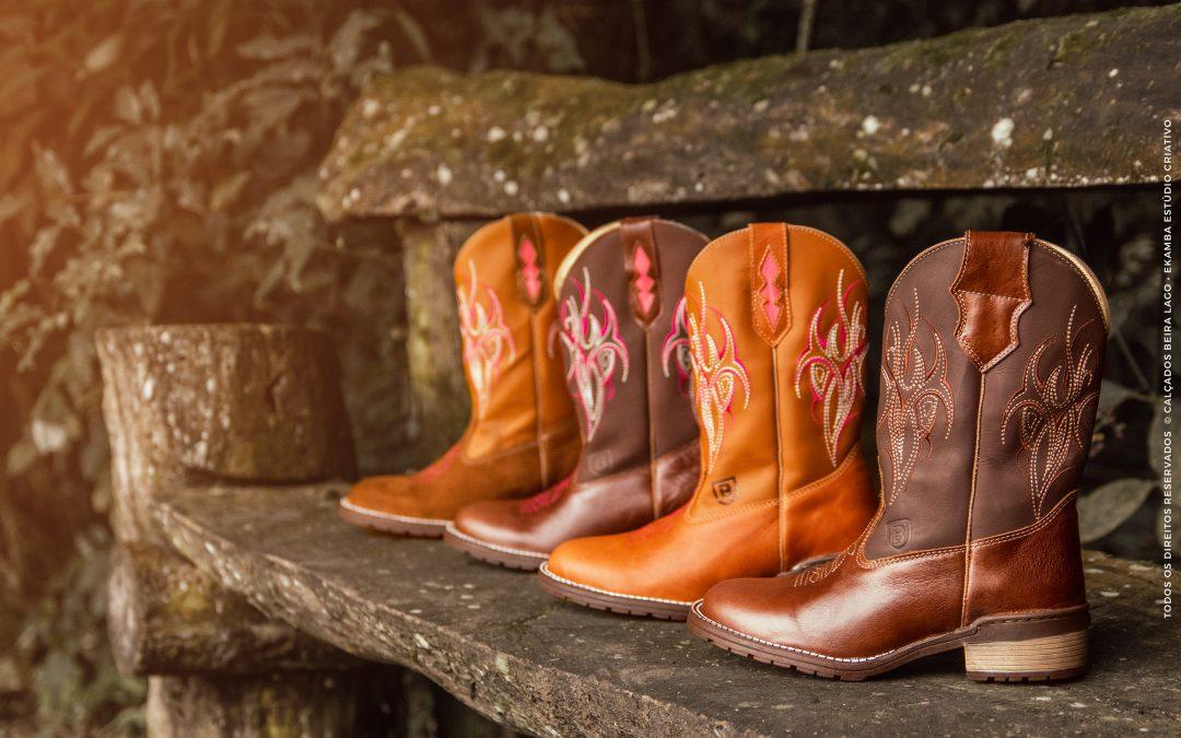 Como criar looks incríveis com botas country