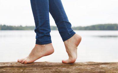 O que fazer quando os pés suam muito