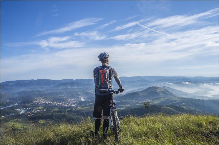 Aventuras no barro: como fazer trilha de bicicleta