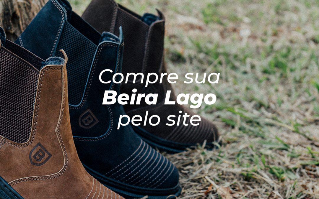 Como escolher um calçado pela internet